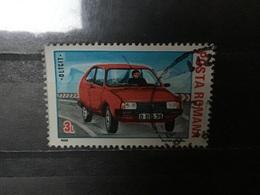 Roemenië / Romania - Vervoersmiddelen (3) 1988 - Usado