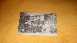 CARTE POSTALE ANCIENNE CIRCULEE DE 1920.../ UN COIN DE CALACUCCIA CORSE... - France