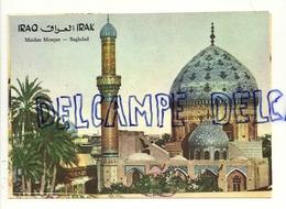 Iraq. Irak. Maiden Mosquee Orient Mercur-Verlag Cologne-Deutz - Iraq
