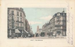 Lille Verbeke Tabacs Rue Nationale Bon état RARE - Lille