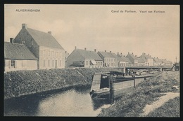 ALVERINGHEM  CANAL DE FORTHEM  VAART VAN FORTHEM - Alveringem
