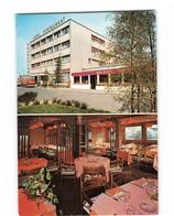 94 Rungis Hotel Restaurant Concorde Avec Cachet Hotel Le Senia Même Adresse 6 Rue Du Bas Marin Orly Flamme Rungis - Rungis
