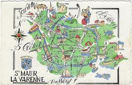 94  Saint Maur-   La Varenne  Plan - Saint Maur Des Fosses