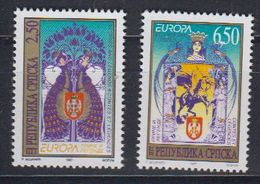 Europa Cept 1997 Bosnia/Herzegovina Serbia 2v  ** Mnh (45604A) - 1997