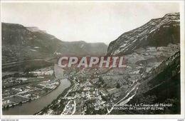 CPM Grenoble Le Casque De Neron Jonction De L'Isere Et Du Drac - Grenoble