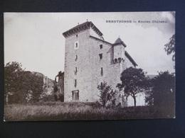BRENTHONNE  ( Hte - SAVOIE )  Ancien Château           - DUGNY - BONS En CHABLAIS - Andere Gemeenten