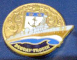 MILITARIA, Insigne Marine DuguayTrouin - Marine