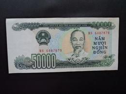 VIETNAM : 50 000 DONG    1994     P 116a      TTB+ - Vietnam