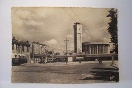 BREST  - La  Gare - ( Pas De Reflet Sur L'original ) - Brest