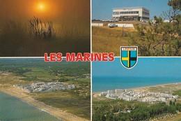 SAINT-HILAIRE DE RIEZ. - Les MARINES. Multivues - Saint Hilaire De Riez