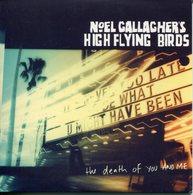 Noel Gallaghers - CD Single Promo - The Death Of You And Me - Edizioni Limitate