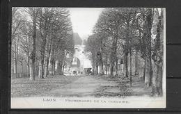 02 LAON  PROMENADE DE LA COULOIRE - Laon