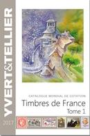 Catalogue Yvert Et Tellier France 2017 Très Bon état - France