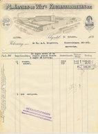 Nota Schijndel 1933 - Kousenfabriek - Niederlande