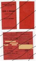 TRAM Tranvie Elettriche Bresciane Biglietto Da SALO' A GAVARDO - Brescia Lago Di Garda Valle Sabbia Val Sabbia - 21904 - Season Ticket