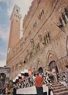 SIENA-LA TRATTA-CARTOLINA VERA FOTOGRAFIA-VIAGGIATA IL 12-6-1978 - Siena