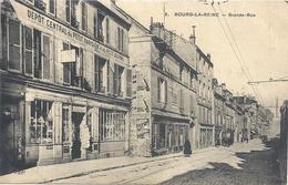 CPA Bourg-la-Reine Grande-Rue - Bourg La Reine