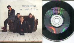 The Cranberries - No Need To Argue - CD Single Promo - Zombie - Edizioni Limitate