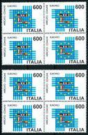 Italia Nº 1983 (2 Bloq-4) Nuevo Cat.10€ - 6. 1946-.. República