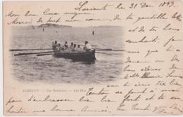 Bv - Cpa LORIENT - Une Baleinière - Lorient
