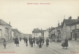 Thaon Les Vosges  Rue De Lorraine - Otros Municipios