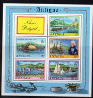 Q162 - ANTIGUA 1970 NELSON'S DOCKYARD BF N. 18  *** MNH - Antigua E Barbuda (1981-...)