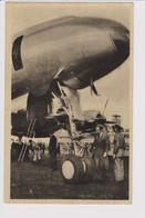 Vintage Rppc KLM K.L.M Royal Dutch Airlines Lockheed Constellation L-749 @ Copenhagen Airport - 1919-1938: Entre Guerres