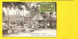 LOME Au Puits (Comptoirs Coloniaux André) Togo - Togo