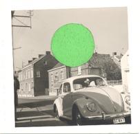 """Photo ( 8 X 8 Cm ) D'une Automobile VW """" Coccinelle """" Oldtimer  (b273) - Automobiles"""
