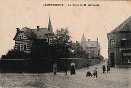 Campenhout La Villa De M. Gevenois Animée Enfants - Kampenhout