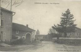 Fremeville  Rue D'OGEVILLER - Francia