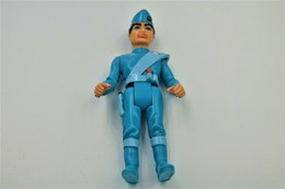 Vintage ACTION FIGURE THE THUNDERBIRDS : SCOTT TRACY - Original MATCHBOX 1992-3 - LESNEY - GI JOE - Action Man