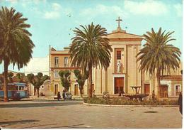 Vittoria (Ragusa) Piazza Daniel Manin, Chiesa Sacro Cuore, Daniel Manin Square, Sacred Cuore Church - Vittoria