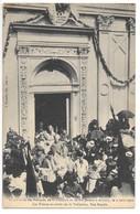 Cpa..Annecy..translation Des Reliques De St-francois Et.... 2 Aout 1911..les Prélats Rue Royale... - Annecy