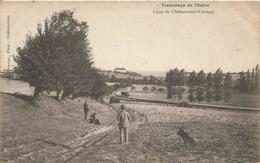 36 CHATEAUROUX VALENCAY Tramways De L Indre - Chateauroux