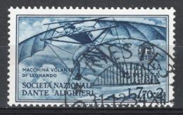 Italia Regno 1932 Sass.A30 O/Used VF/F - 1900-44 Victor Emmanuel III.