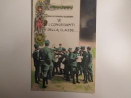 1931 W I Congedanti Della Classe Foglio Matricolare Ed.Fotocelere Torino - Militaria