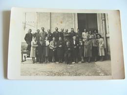 1949  DEL PRETE    BARI PUGLIA SCUOLE   SCUOLA   SCHOOL    NON VIAGGIATA  COME DA FOTO FORMATO PICCOLO - Scuole