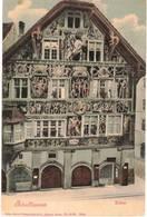 RITTER SCHAFFHOUSE   (SVIZZERA) - SH Schaffhouse