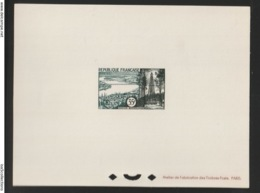 1957 - YT 1118  - Epreuve De Luxe - - Luxusentwürfe