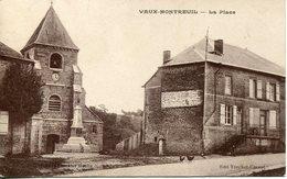 VAUX-MONTREUIL  La Place - Frankrijk