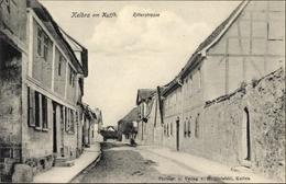 Cp Kelbra Im Kreis Mansfeld Südharz, Wohnhäuser In Der Ritterstraße - Deutschland