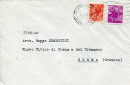 Italia (1969) - Biglietto D'Auguri Da Milano - 6. 1946-.. Repubblica