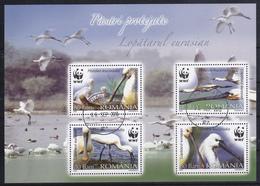 WWF, Birds, Michel No.: Blok 391 - 1948-.... Repúblicas
