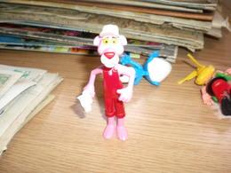 Kinder Suprise Pink Panther Old Kinder Toys - Figuren