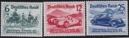 Deutsches Reich   .    Michel   .   686/688       .      **   .    Postfrisch    .   /   .   MNH - Allemagne