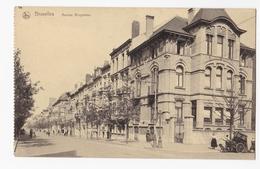 Bruxelles  Avenue Brugmann    ORGUE - Bruxelles (Città)