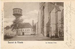 Vilvoorde : Le Château D'eau 1901 - Vilvoorde
