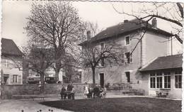 PRESSIEU Hotel Rhone Jeu De Boules Cpsm Pm - Altri Comuni