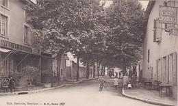 HEYRIEUX  Avenue De La Republique - Altri Comuni